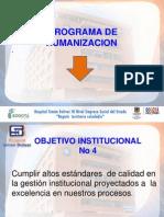 Presentación Programa de Humanizacion