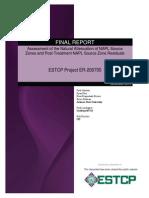 ESTCP Project ER-200705