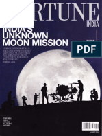 Team Indus Fortune India Cover Story