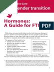 Hormones FTM Guide - Gender Care Canada