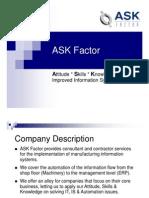 Ask Factor