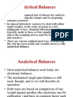 11839 Analytical Balances