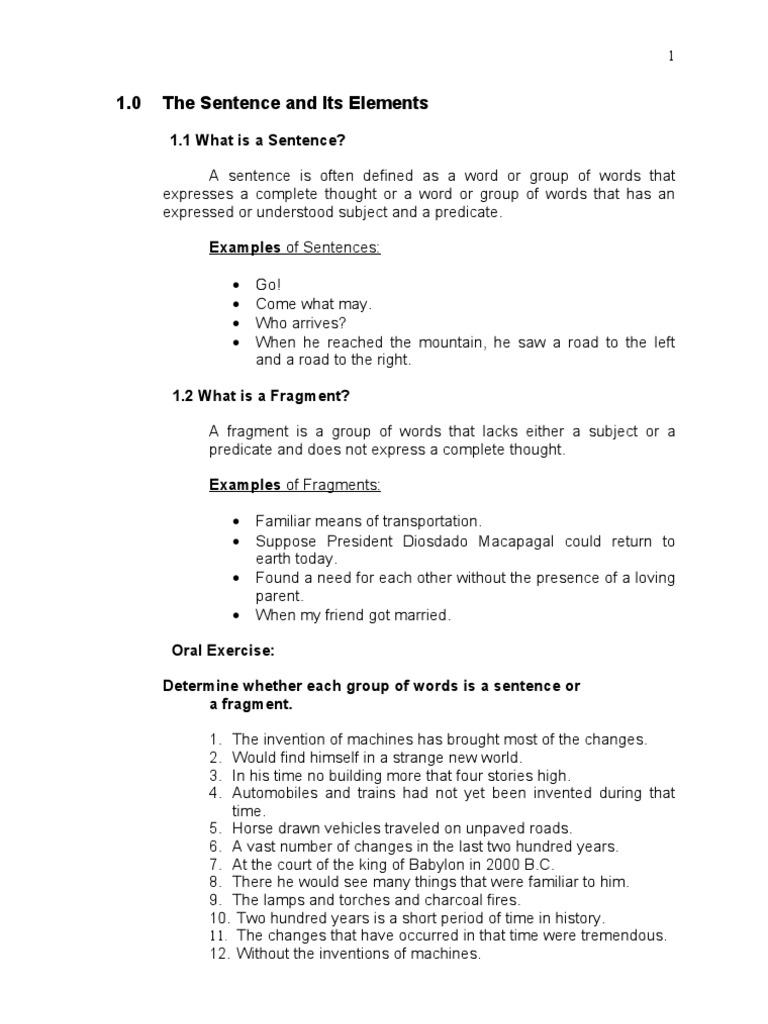 English 2 Handbook Adverb Clause