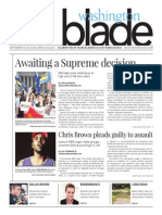 Washingtonblade.com, Volume 45, Issue 36, September 5, 2014