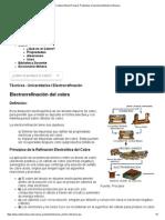Codelco Educa_ Procesos Productivos Universitarios_Electrorrefinacion