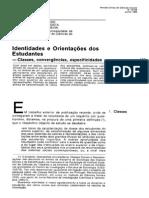 Costa, António Firmino Da, Fernando Luís Machado e João Ferreira de Almeida (1989), 27-28