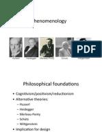 3. Artefact Analysis - Phenomenology - 2