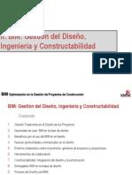 BIM Sesión 2 - Gestión Del Diseño, Ingeniería y Constructabilidad