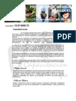 Prevencion de Riesgos Agricolas