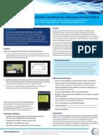Implementing Screencast Video Feedback on Laboratory Practical Work