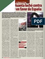 Cuando Huanta luchó contra Bolivar y en favor de España