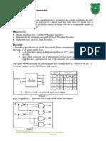 Decoder/Encoder Implementation