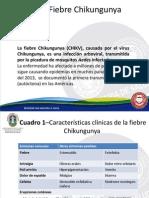 Fiebre Chikungunya Presen 2 Julio 2014