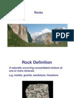 1. Rocks