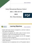 human resource management hrm