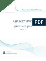 Premiers Pas Avec ASP.net MVC