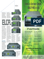 Elca FM Transmitters