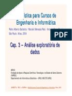 Cap 3 - Análise Exploratória de Dados