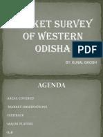 Report on Western Odisha Market