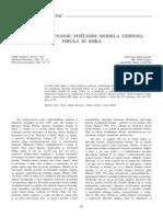 Kalup Za Lijevanje Voštanih Modela Certosa Fibula