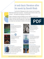 Graphic Novels by Garth Hinds - Common Core