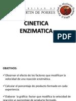 Practica de Cinética Enzimática