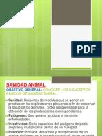 Conceptos de Sanidad Animal