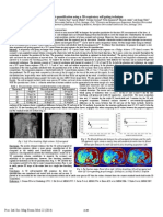 Total liver fat quantification using a 3D respiratory self-gating technique