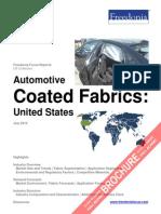 Automotive Coated Fabrics