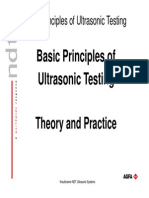 Basic Principles Ultrasonic Krautkramer