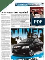 Philippine Daily Inquirer / Wednesday, December 9, 2009 / I3