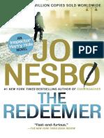 The Redeemer by Jo Nesbø (Extended Excerpt)