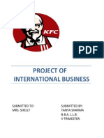 kfcprojectofintrntnlbusiness-121209140552-phpapp02