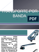 Transportador Por Bandas