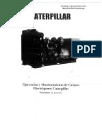 Operacion y Mantenimiento CATC32