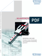 Schneeberger Monorail AMS Catalog