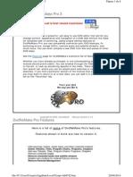 DvdReMake Pro 3 User Manual