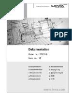 Pump Documentation LEWA DOKU_532316