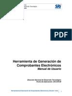 Manual de Usuario Herramienta CEL