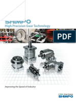 Shimpo High Precision Catalog
