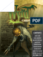 Wyrd Chronicles Volume8