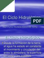 Ciclo Hidrológico.ppt