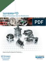 Shimpo Drives Catalog