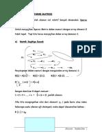 Struktur Data Sparse Matrix