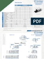 Tecnotion TM Series Specsheet