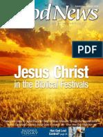 The Good News Magazine - September/October 2014