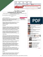 03-09-2014 'Comprometido Pepe Elías a Seguir Trabajando Por Reynosa'