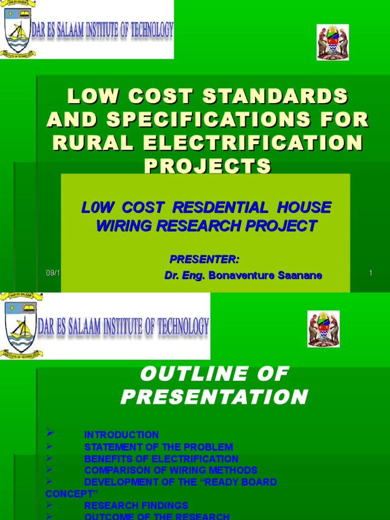Dit Rea Project Presentation Educational Technology Innovation House Wiring Cost