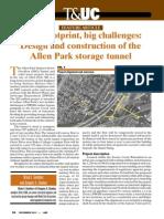 Allen Park Tunnel