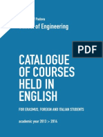 CatalogueEnglishCourses Engineering 2013-14 Web